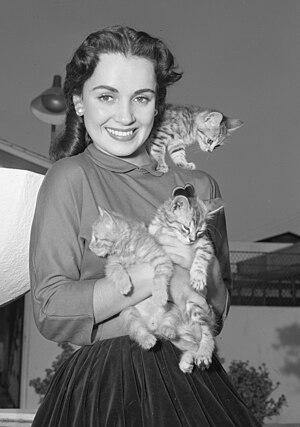 Susan Cabot - Susan Cabot, circa 1950