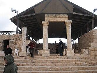 Susya - Susya synagogue