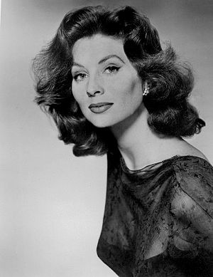Suzy Parker - Suzy Parker in 1959