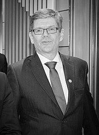 Svein Stølen på Sentralbanksjefens årstale 2018 (173840).jpg