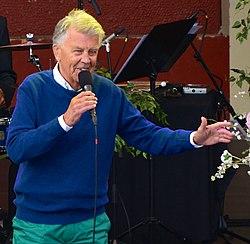 Sven-Bertil Taube på Grøne Lund 2014.