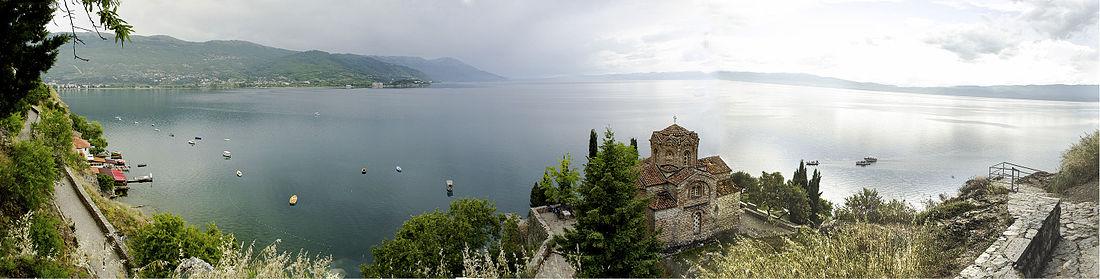 "St.""Jovan Kaneo"" orthodox church, Ohrid, Macedonia"