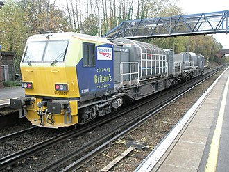 British Rail MPV - DR98926 at Swanwick