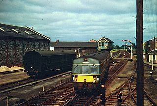 Swaffham railway station Former Railway Station in Norfolk, England