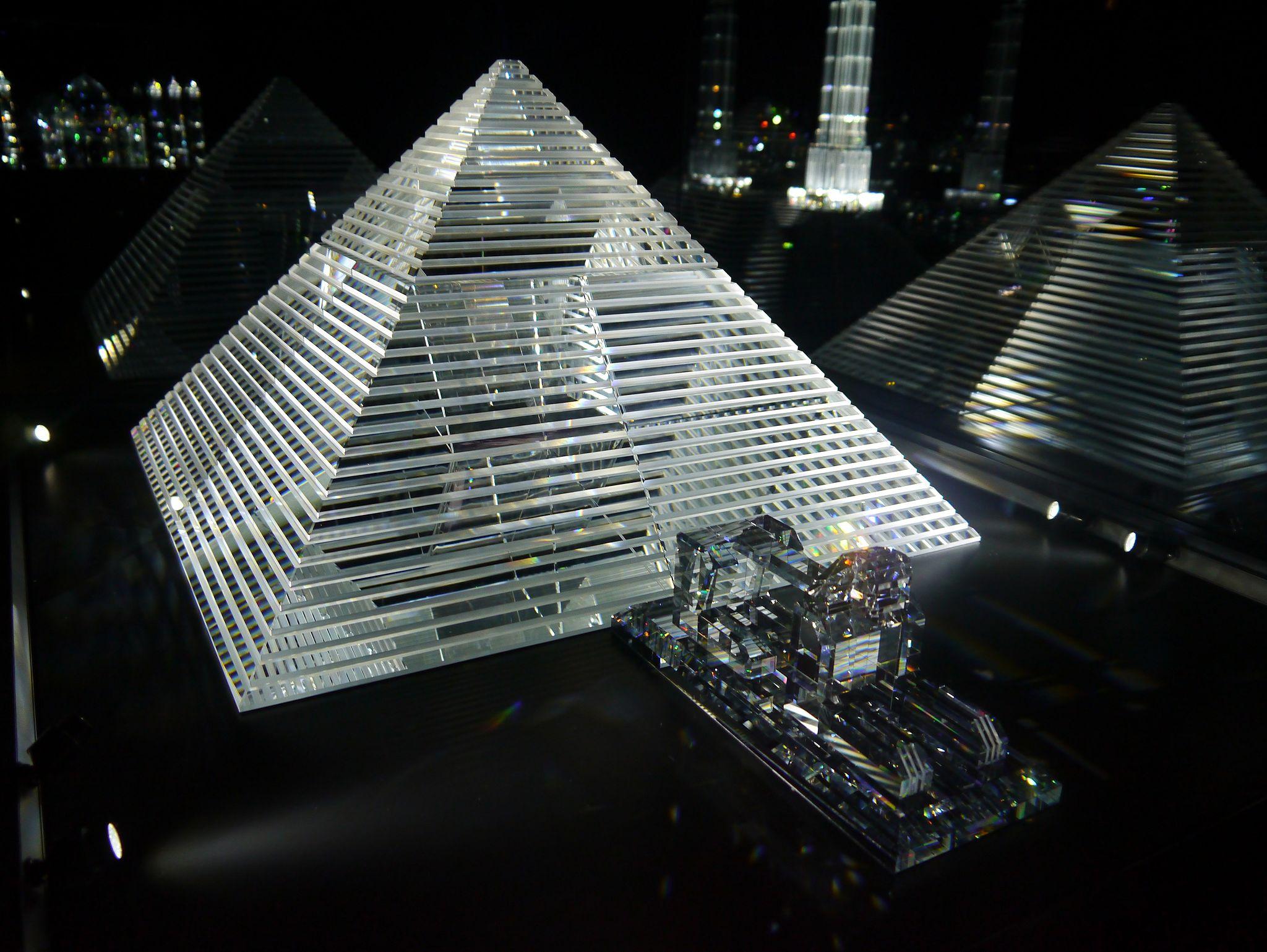 Swarovski Kristallwelten 25 Galerie