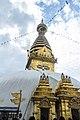 Swayambhunath Stupa -Kathmandu Nepal-0307.jpg