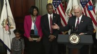 File:Swearing-in ceremony for Department of Housing and Urban Development Secretary Dr. Ben Carson.webm