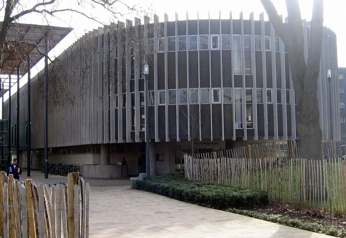 Swiss Cottage Central Library - Wikipedia