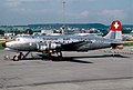 Swiss Air Lines Douglas DC-4-1009; ZU-ILI@ZRH, September 1997 BSC (5552617183).jpg