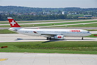 HB-JHC - A333 - Swiss