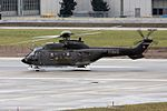 Switzerland - Air Force Eurocopter TH98 Cougar (AS-532UL) T-340 (22719060073).jpg
