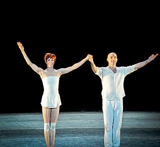 Russell Maliphant British contemporary dance choreographer