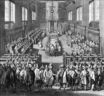 English: The Synod of Dort in a seventeenth ce...