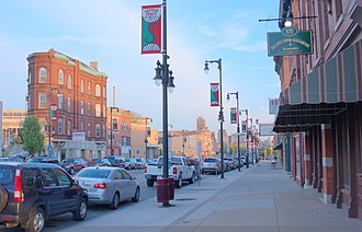 Little Italy, Syracuse - North Salina Street