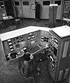 Szigetszentmiklós 1968, a lakihegyi új 300 kW-os adóberendezés mérése. Fortepan 56106.jpg