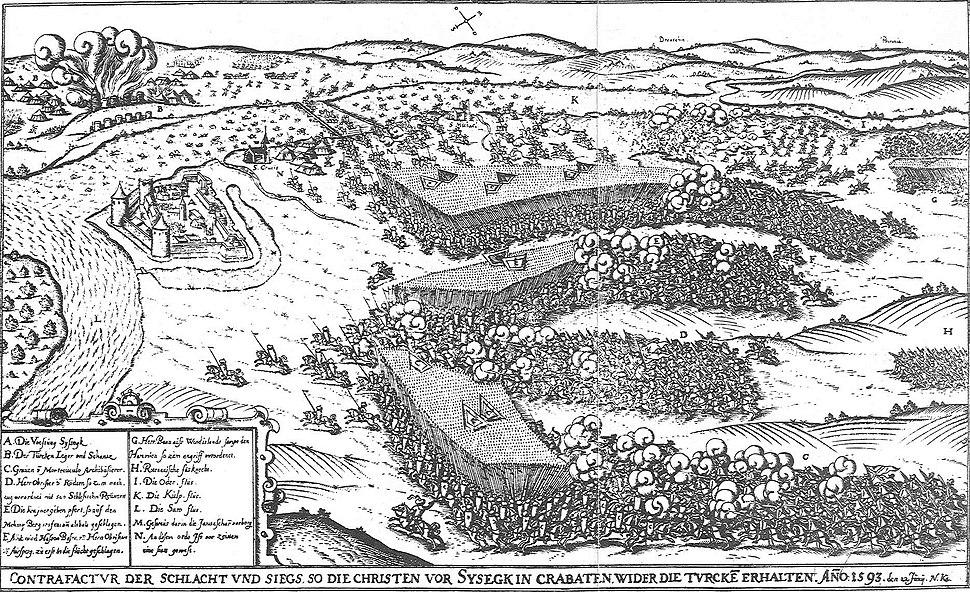 Sziszeki csata (1593)