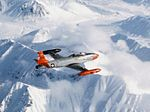 T-33A of 5021st TOS in flight over Alaska 1984.JPEG