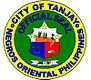 Official seal of City of Tanjay