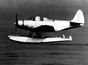 Douglas TBD Devastator - A single TBD-1A was tried as a floatplane