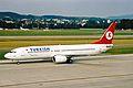 TC-JFF B737-8F2 THY Turkish Airlines ZRH 19JUN03 (8541876114).jpg