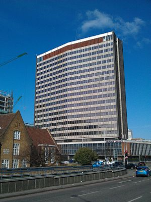 Taberner House - Croydon Council's Taberner House offices