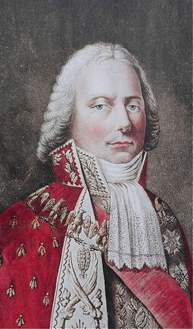 Foto des Autoren Charles-Maurice de Talleyrand-Périgord