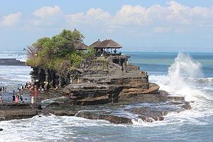 Balinese Hinduism - Tanah Lot temple, Bali