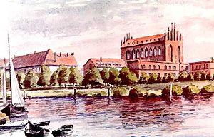 Gvardeysk - 14th Century Teutonic Order Castle