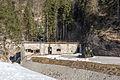 Tarvisio Rio del Lago Fort mit Haubitze 10032015 0492.jpg