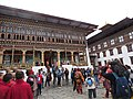 Tashichho Dzong Fortress in Thimphu during LGFC - Bhutan 2019 (32).jpg