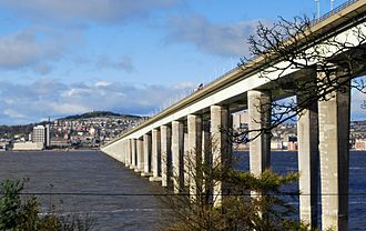 Tay Road Bridge - Tay Road Bridge