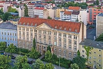 Cremer & Wolffenstein - Administrative building of Orenstein & Koppel at Tempelhofer Ufer 23–24 in Berlin (1913–1914)