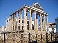 Templo de Diana en Mérida.jpg