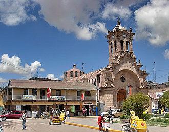 Juliaca - Image: Templo lamerced