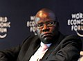 Tendai Biti, 2009 World Economic Forum on Africa.jpg