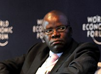 Tendai Biti, 2009 World Economic Forum on Africa.jpg