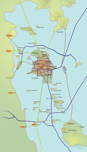 tenochtitlan � wikipedia