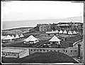 Tents at Fort Scratchley, Newcastle, NSW, 4 April 1903.jpg