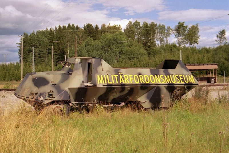 Preserved at MalmKöping - Credits: Wikipedia