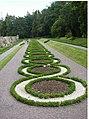 Terrace garden, Woodstock, Inistioge, Co. Kilkenny - geograph.org.uk - 205294.jpg