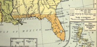 West Florida Map.West Florida Wikipedia