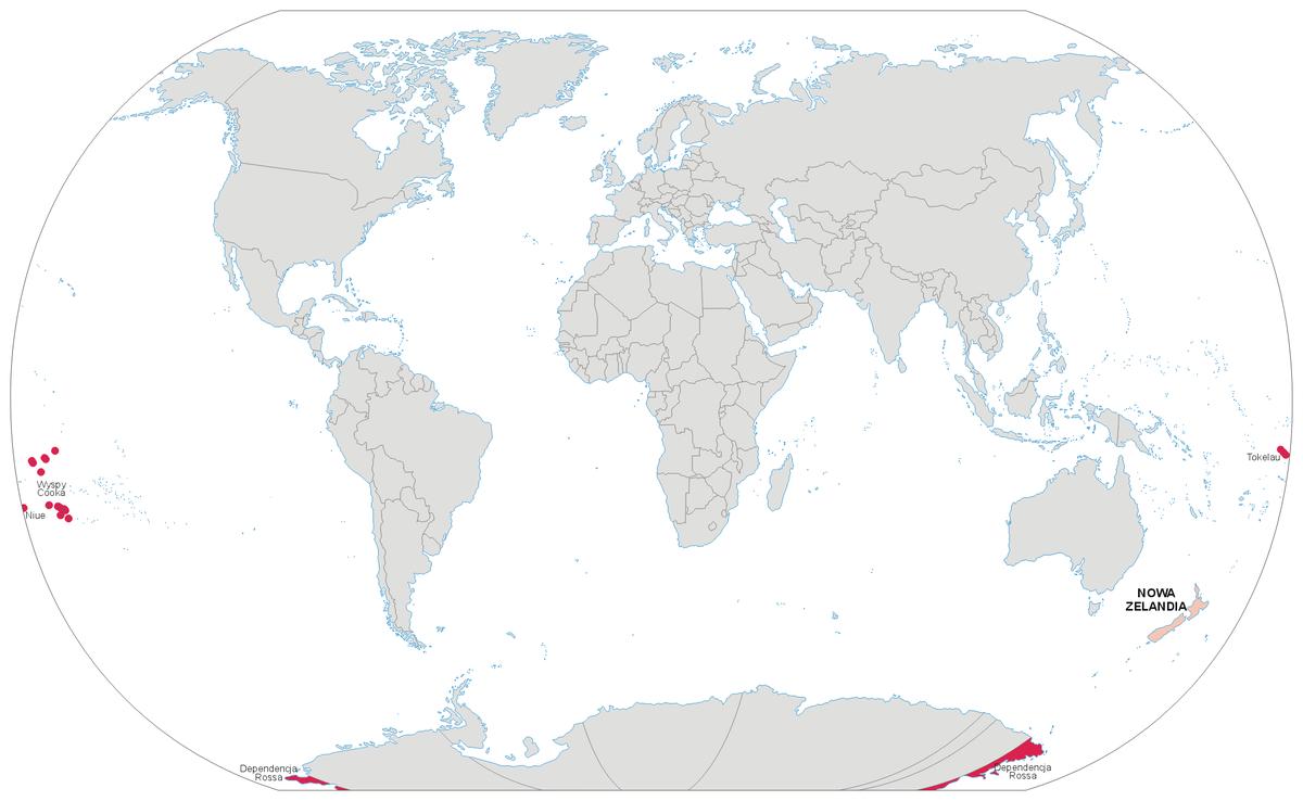 Nowa Zelandia Strzelanina Wikipedia: Terytoria Zależne Nowej Zelandii