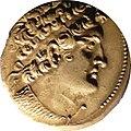 Tetradrachm of Ptolemy VIII Physcon, Alexandria 138-137 BC.JPG