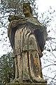 Tevel, Nepomuki Szent János-szobor 2020 07.jpg