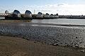 Thames barrier and thames mudflat 02.02.2012 15-40-03.JPG