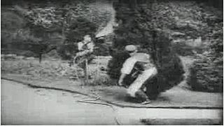 <i>The Biter Bit</i> 1900 film by James Bamforth