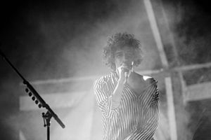 The 1975 - During the Festival Internacional de Benicàssim 2016