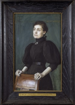 The Artist's Wife (Eero Järnefelt) - Nationalmuseum - 24412.tif