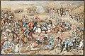 The Battle of Chaldiran, Qajar Iran, 19th century.jpg