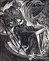 The Death of King Warwulf - Frederick Sandys.jpg